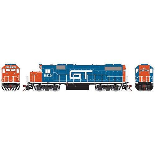 Athearn Genesis HO GP38-2 w/DCC & Sound, GTW #5819