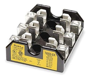 41kgpnnnS3L._SX385_ eaton bussmann 3 pole industrial fuse block, ac 600vac, dc not