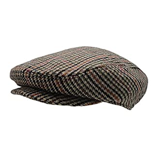 You re viewing  Wonderful Fashion Men s Classic Herringbone Tweed Wool  Blend Newsboy Ivy Hat (Large X-Large 891aa7a8590e