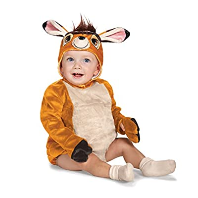 Disney Baby Bambi Deluxe Infant Costume: Clothing