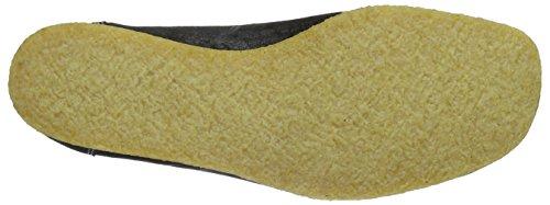 Schwarz Mocassini Grau Donna d Grashopper Sioux silber Grigio 141 q1HfCx0wx