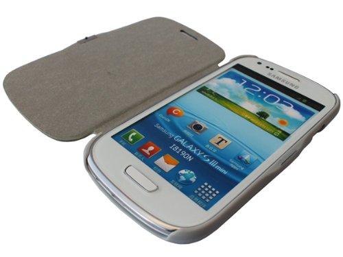 Avcibase 4260344981397 A11-09-01 Kunstleder Schutzhülle für Samsung Galaxy S3 mini i8190