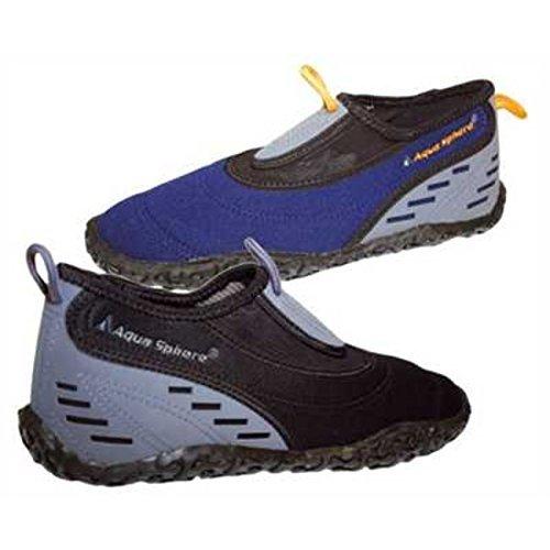 Aqua Sphere bañarse zapatos/los zapatos del deporte de agua playa walker xp - plata