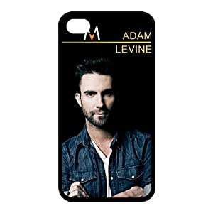 Customize Popular Singer Adam Levine Back Cover Case for iphone 4 4S Protect Your Phone