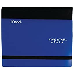 Five Star Advance Index Card Holder / Keeper, Color Will Vary (50644)