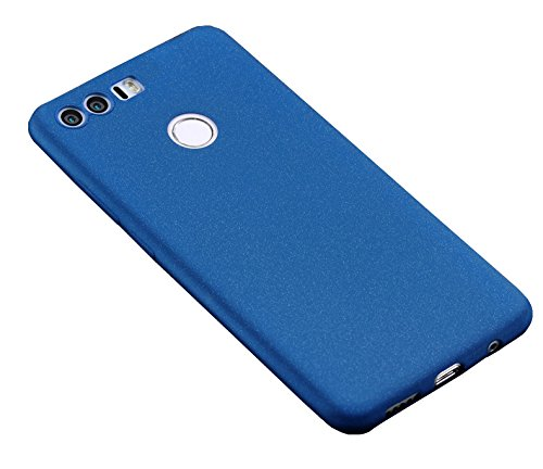 3 opinioni per Baanuse Huawei Honor 8 Cover [Ultra Slim Soft TPU] [Sand Scrub Non-slip]