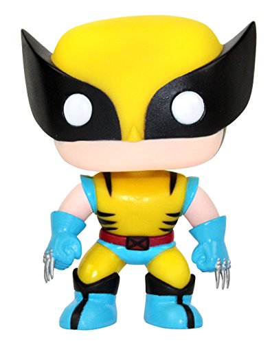 Marvel Wolverine POP Figure Toy 3 x 4in