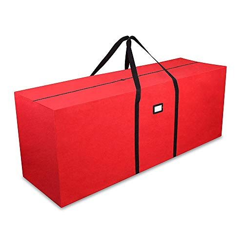 Heavy Duty Holiday Tree Storage Bag, Heavy Duty Storage Container