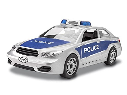 Revell Junior Police Model Silver product image