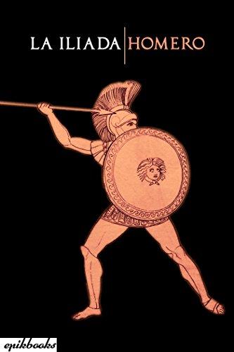 Descargar Libro La Íliada: Ilustrado. Texto En Prosa Homero