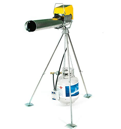 Kit Airport - Zon Gun Mark 4 Propane Bird Scare Cannon plus Tripod & Timer- Airports & Agriculture
