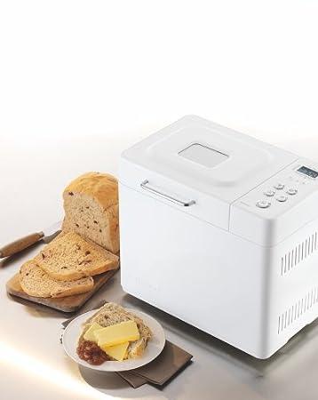 Kenwood BM250 Bread Maker Máquina de hacer pan, 480 W, color ...