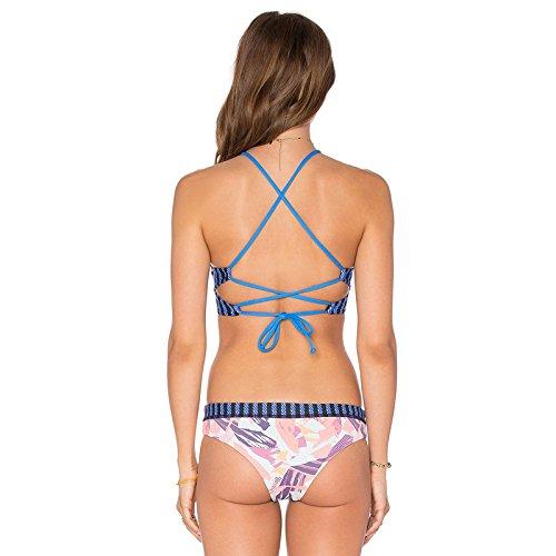 YONGYI Europa y el elegante y atractivo de verano en la playa bikini occidental_swimsuit 2017 Western Split