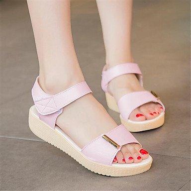 CN34 Informal RTRY Confort Sneakers US5 Confort EU35 Blanco Resorte De Lienzo UK3 La Pu Mujer Plano qw1aZ