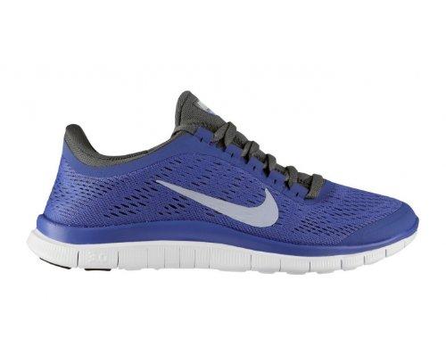 Nike Lady Free 3.0 V5 Chaussure De Course à Pied blue