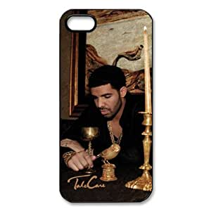 Josephine2855 R&B Singer Drake Snap On Hard Case for iPhone 5