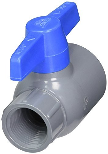 Spears 2621-007C CPVC Schedule 80, EPDM O-ring Seal Utility Ball Valves by Spears