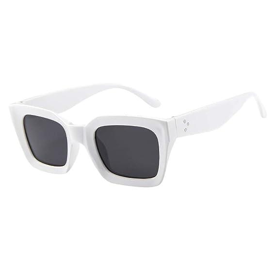 URIBAKY Mujer Gafas De Sol moda polarizadas gafas UV400 ...