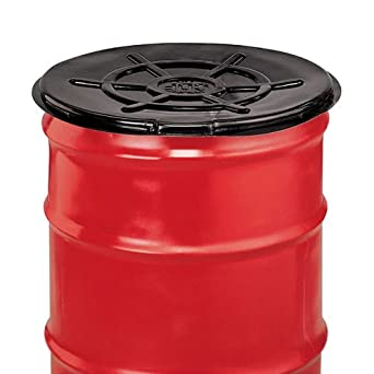 New Pig DRM147 Snap On Drum Lid, 2.5 cm Height x 61 cm ...