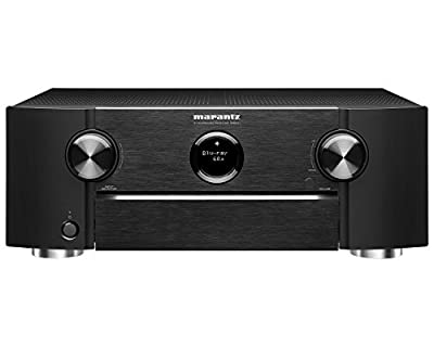 Marantz SR-6011 AV Audio & Video Component Receiver - Black (Certified Refurbished)