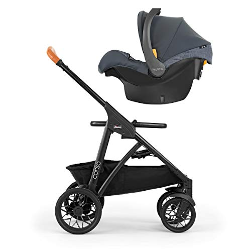 41kh gK8jUL - Chicco Corso LE Modular Quick-Fold Stroller - Studio