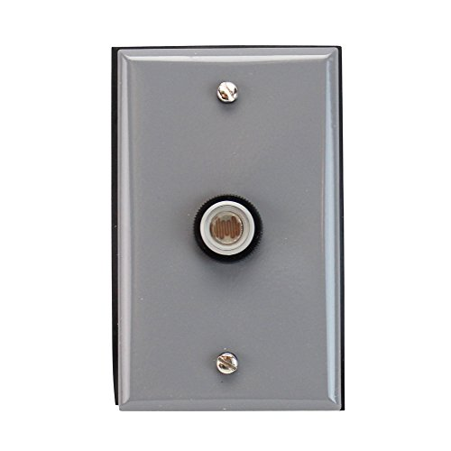 Intermatic K4321c 120 Volt Fixed Position Thermal Photocontrol With Wall Plate