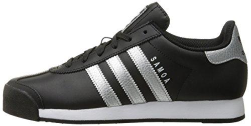 metallic Adidas W W Femme w Silver Black Originalssamoa white Samoa WwOqp7ZBw
