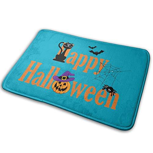 Anonymous Guest Indoor/Outdoor Doormat Super Absorbs Mud Mat Halloween Non Slip 15.7