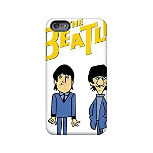 Anti-Scratch Cell-phone Hard Covers For Iphone 6plus With Allow Personal Design High-definition The Beatles Pattern ChristopherWalsh by runtopwell