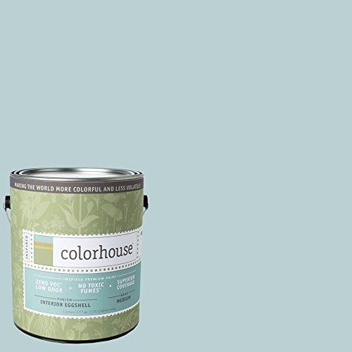 Inspired Eggshell Interior Paint, Water .03, Gallon
