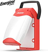 Energizer LED Camping Lantern, Bright Battery Powered LED, 3 Light Modes, Water-Resistant Tent Light, Perfect