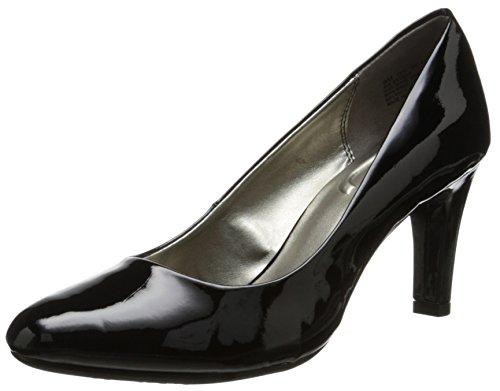Bandolino Women's Lantana Synthetic Dress Pump,Black,5 M US