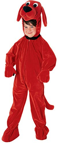 Clifford Costume Toddler (Clifford the Big Red Dog Toddler Costume)