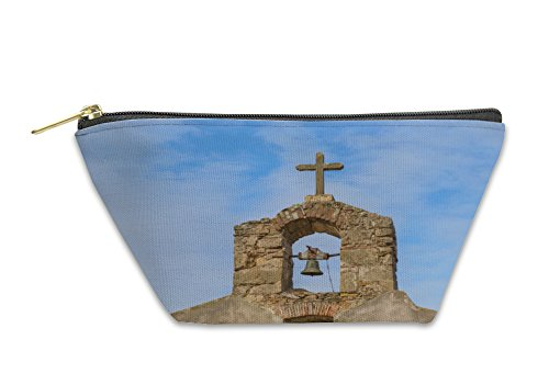 Gear New Accessory Zipper Pouch, Rural Country Church, Small, 6009085GN by Gear New