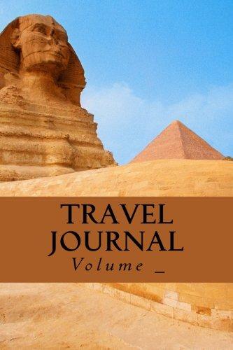 Travel Journal (S M Travel Journals)...