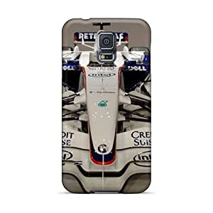 High-end Cases Covers Protector For Galaxy S5(bmw Sauber F1 Front)