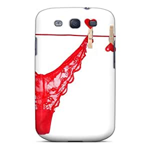 High-end Case Cover Protector For Galaxy S3(be My Valentine Wallpaper)