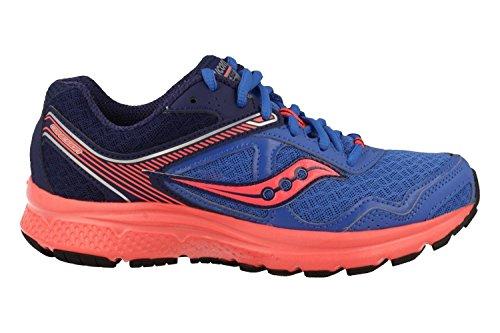 Saucony 15333-4, Zapatillas de Deporte Unisex Adulto Azul (Blue)