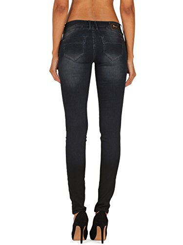 Skinny Oily Wash Femme Denim Jeans Gang Nena 1PaqcEqZ