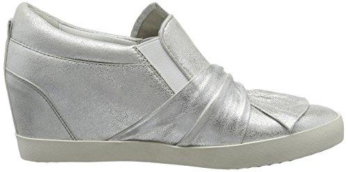 Schuhmanufaktur Sohle White Zapatos Liberty Und Weiß Kennel mujer de Schmenger caña Weiss para wTagnqRZ