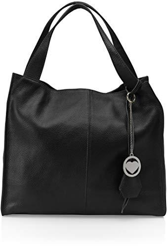 Cbc3312tar Chicca De Hombro Bolsos Negro Shoppers Y Borse Mujer nero OxqgwB