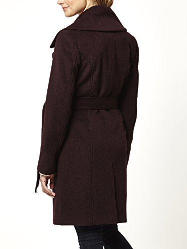 Ness - Abrigo - para mujer Deep Claret