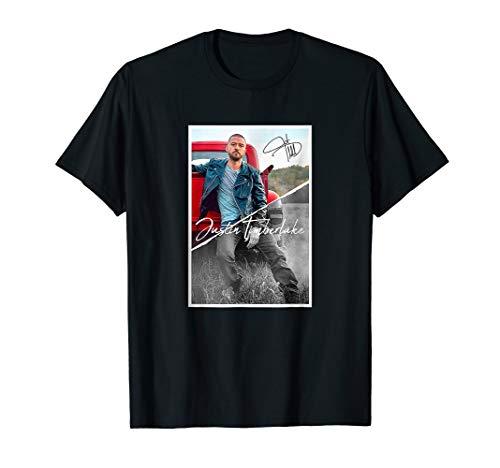 Justin Timberlake Black Shirt - Funny Gift For Men Women Timberlake-Tshirt