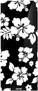 Skinit Protective Skin for iPod Nano 4G (Black and White) - fundas y carcasas para móviles