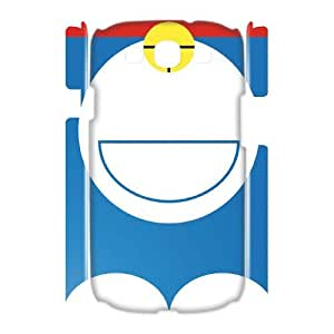 ZOEHOME Phone Case Of Do you like Doraemon,Hard Case !Slim and Light weight and won't fade, Scratch proof and Water proof.Compatible with All Carriers Allows access to all buttons and ports. For Samsung Galaxy S3 I9300