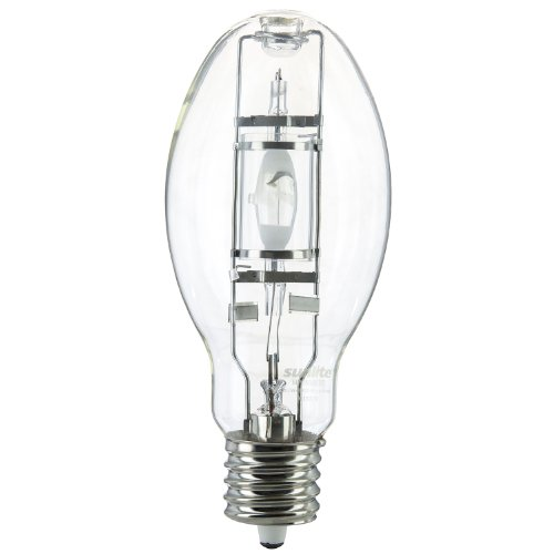 Sunlite MP250/U/MOG/PS 03659-SU 250-watt Protected Metal Halide Bulb with Mogul Base, Clear