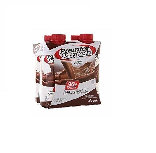 Premier Nutrition Premier Protein Shakes, Chocolate, 44 F...