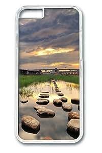 City bridge Custom Case For Samsung Note 2 Cover Polycarbonate Transparent