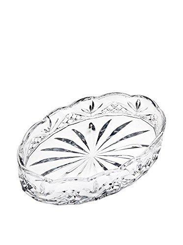 - Godinger Dublin Crystal Soap Dish
