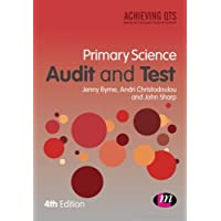Primary Science Audit and Test (Achieving QTS Series)